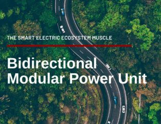 BMPU - The smart electric ecosystem muscle