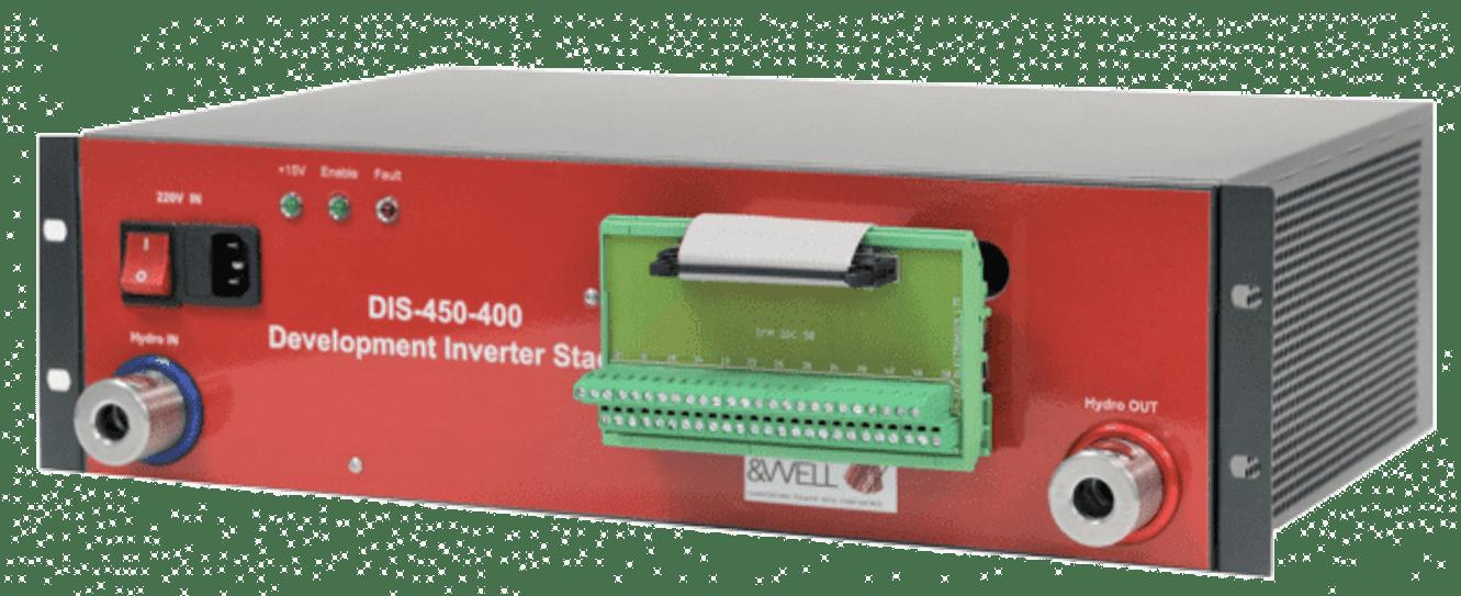 DIS-R3-450-400 development inverter stack
