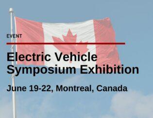Electric Vehicle Symposium Exhibition